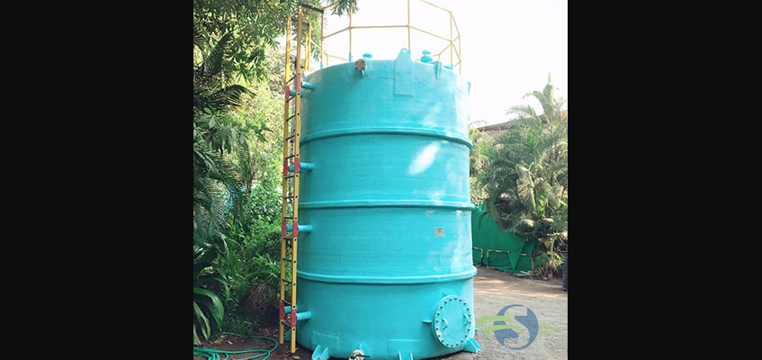 Frp Amp Grp Tank Manufacturer Amp Supplier In India Sonal
